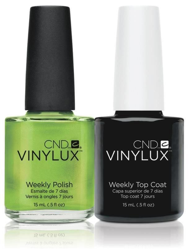 Vinylux Polish & Top Coat